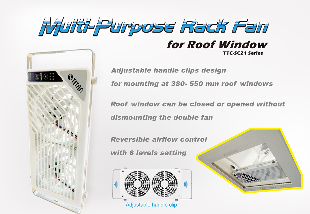 this is 12 DC roof window fan for caravan, motorhome, camper van, trailer truck, travel truck,and so on