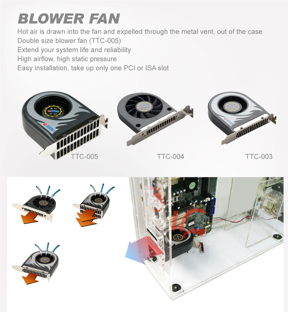Cooling fan/ Cooler fan/ system blower fan/ blower fan/ blower cooling fan/ heat transfer/ heat sink/ heat dissipation/ heatsink