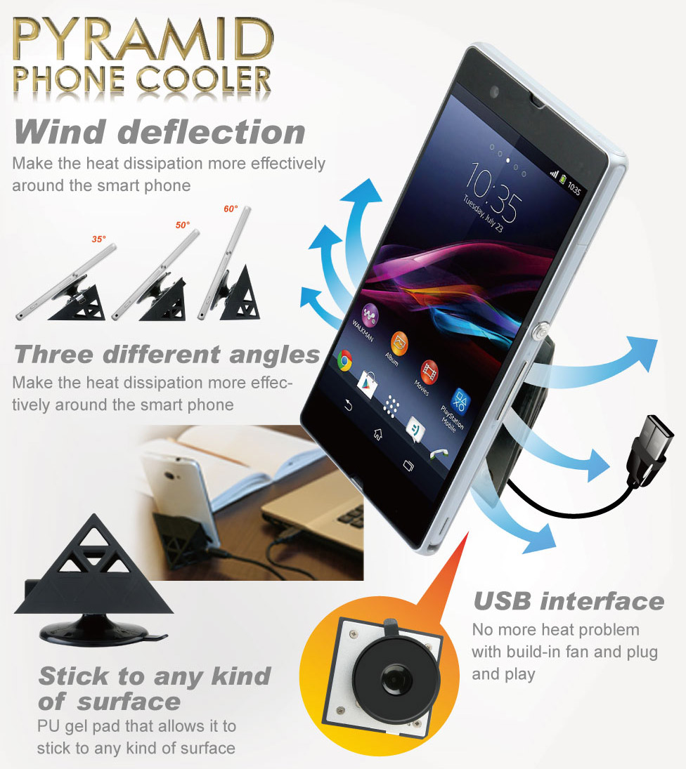 Cooler / Cooling / Cooling Stand / Phone Cooling / Phone Overheating / Phone Cooler / Phone Heating / Life Cooling / Mobile Cooling / Pokemon Go Phone Heating / Heat Up Phone / Thermal Solution / Outdoor Cooling / Outdoor Cooler / Office Cooling / Work Cooling