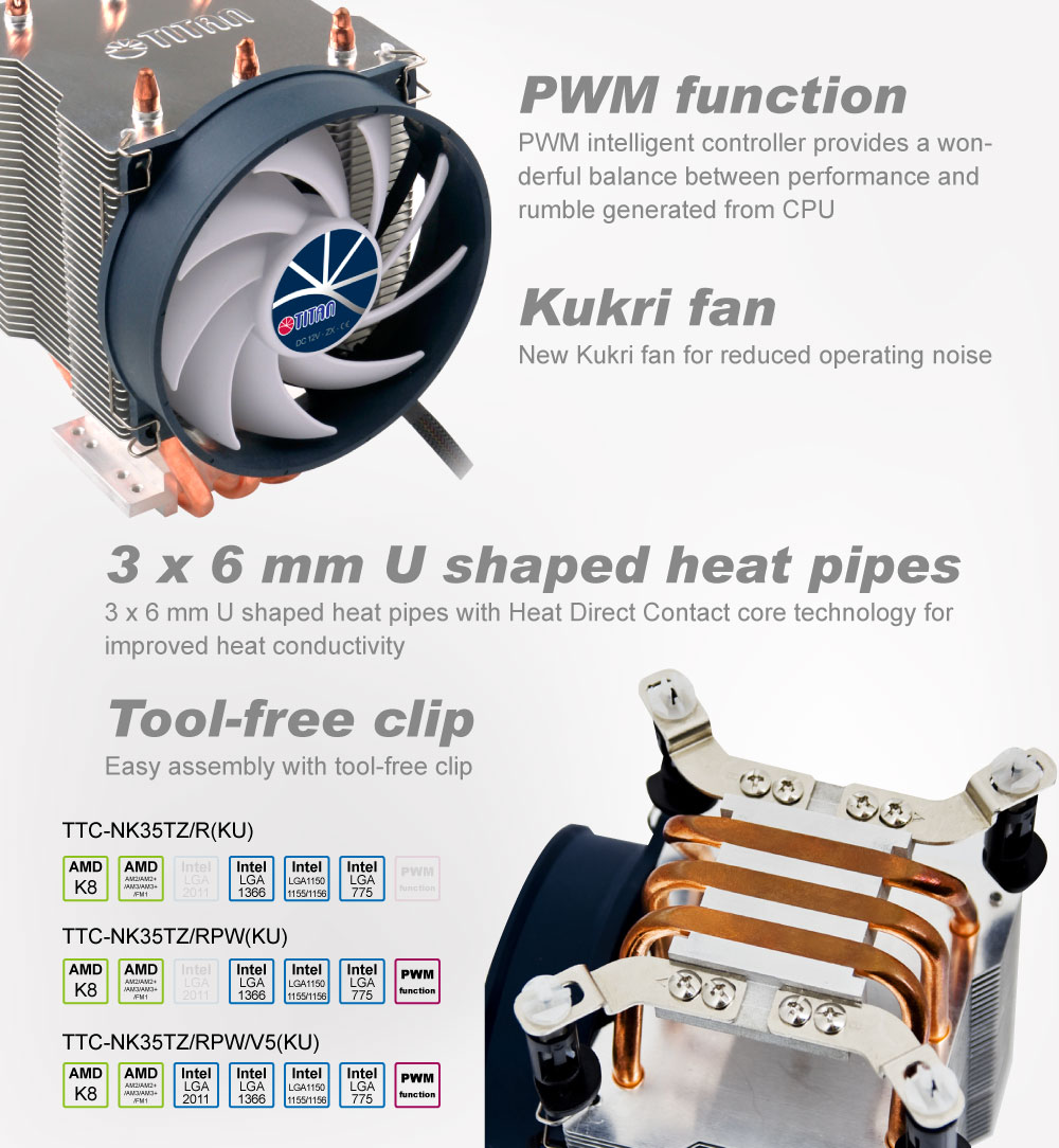 TITAN Cooler / TITAN / CPU Cooling / Computer Cooling / Frozen CPU / Best CPU Cooler / PWM / CPU Cooling Fan / Heat Transfer / Heat Dissipation / Dissipate Heat / CPU Cooler / Heat Sink
