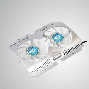 5V DC 60mm Mobile Post-It Cooler Fan (Dual Fan) - Feature built-in dual 60mm fan and 3M powerful tape, it can post it on various devices everywhere to resolve overheating problem.